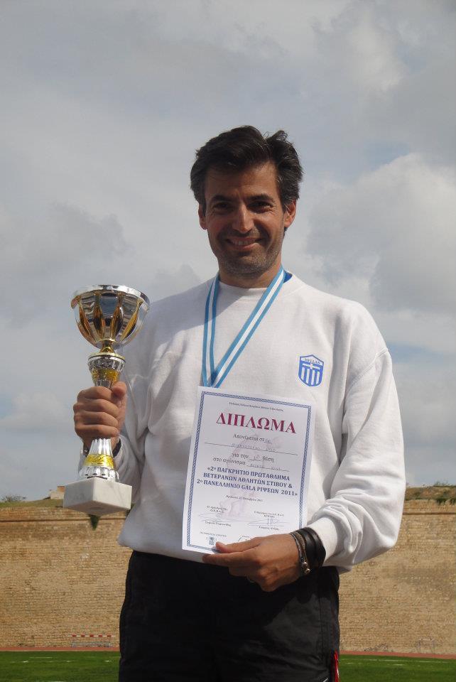 Νίκος Μιχαλόπουλος Πολυνίκης και Πολυαθλητής