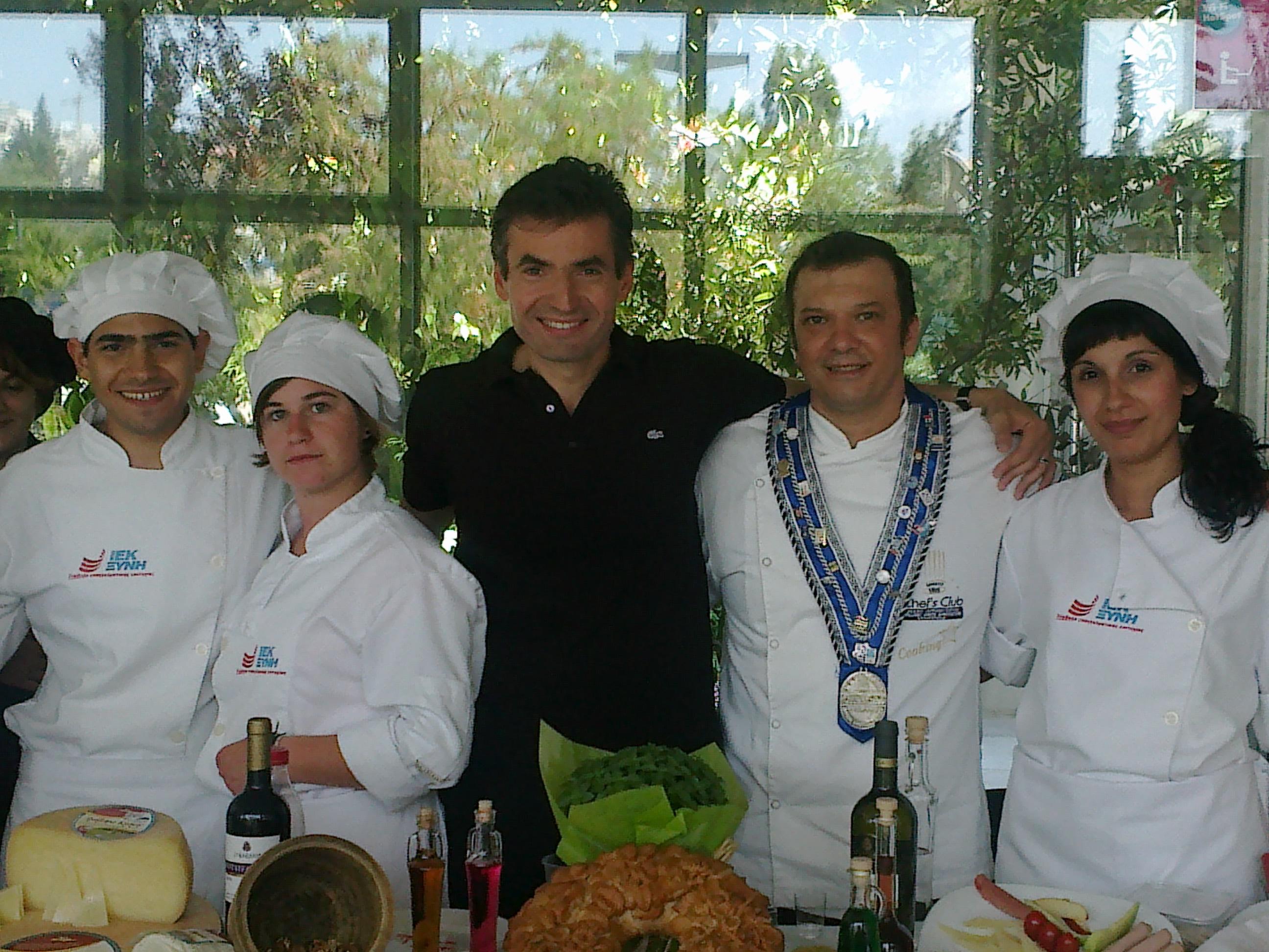 Διατροφή Νίκος Μιχαλόπουλος