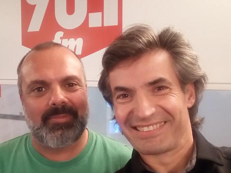 ΝΙΚΟΣ ΜΙΧΑΛΟΠΟΥΛΟΣ ΔΗΜΗΤΡΗΣ ΓΙΑΤΖΟΓΛΟΥ PARAPOLITIKA FM