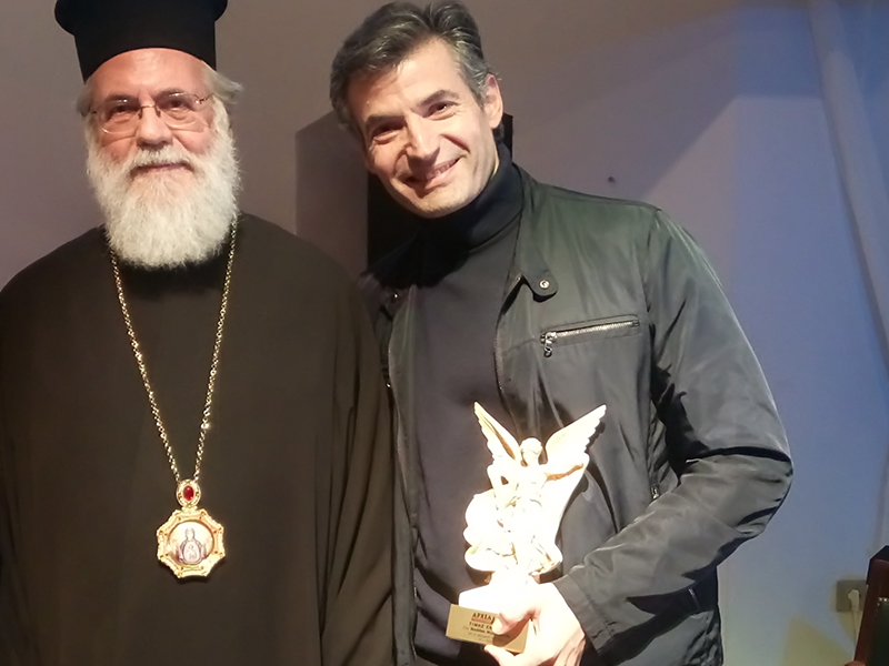 Οι Θρακομακεδόνες τιμούν τον Νίκο Μιχαλόπουλο για το κοινωνικό του έργο