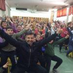 Ένα πρωινό σε τρία δημοτικά σχολεία της Κω ο συγγραφέας Νίκος Μιχαλόπουλος με ένα ισχυρό μήνυμα κατά του bullying