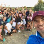 Ο Νίκος Μιχαλόπουλος στο θριαμβευτικό 1ο Mentoria Youth Summer Camp στη Θεσσαλονίκη